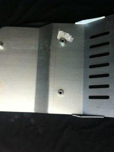 Mazda BT-50 Bash Plate code 024 A 2006-2011