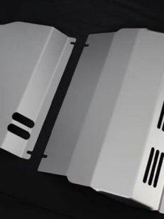 Mitsubishi Challenger Bashplate set code 017 A B