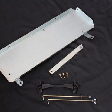 Mitsubishi Triton Battery tray code 016