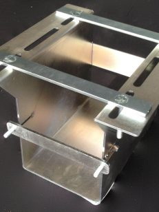 Universal Multi-Fit Battery tray code 008 A
