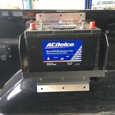 Universal Multi-Fit Battery tray code 025 J